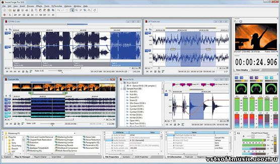 Устройства обработки видео и аудиоинформации доклад 72